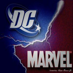 DC Heroes/ Marvel